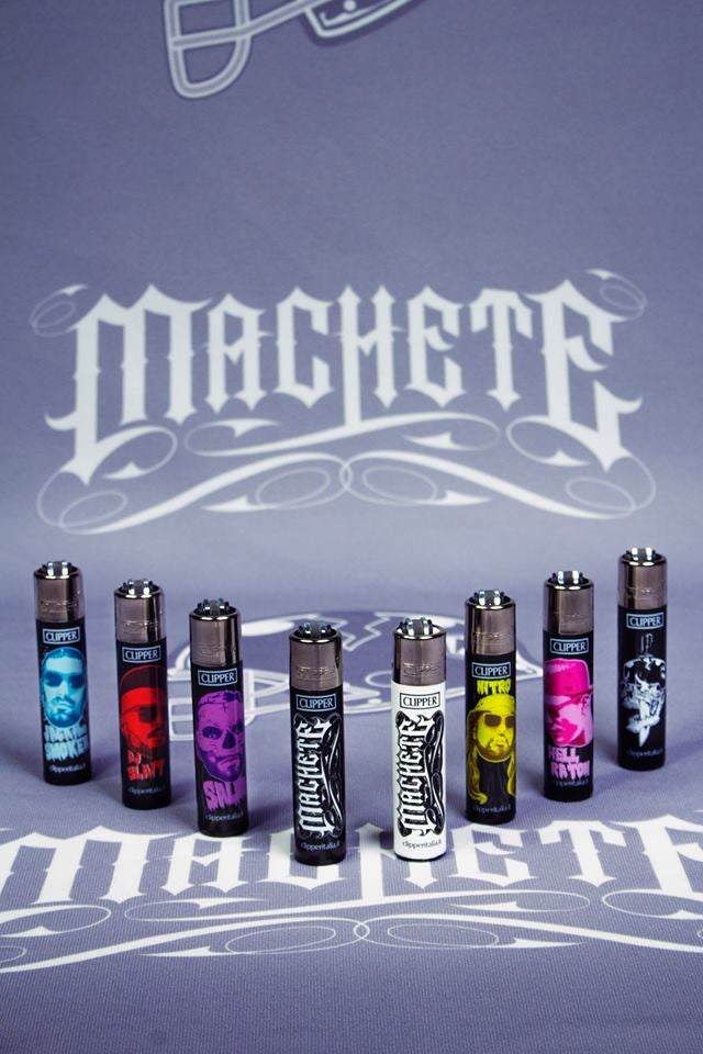 Image of Machete X Clipper