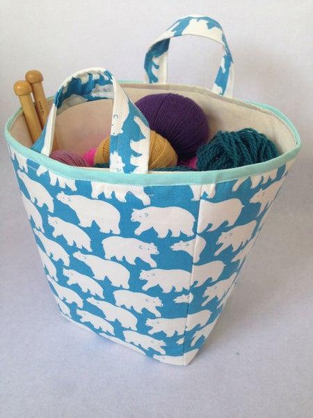 Image of 'Polar Bears' boxbag