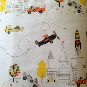 Image of 'Car Town' box bag