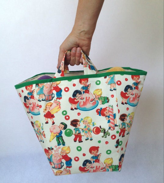 Image of 'Sweet Treats' box bag