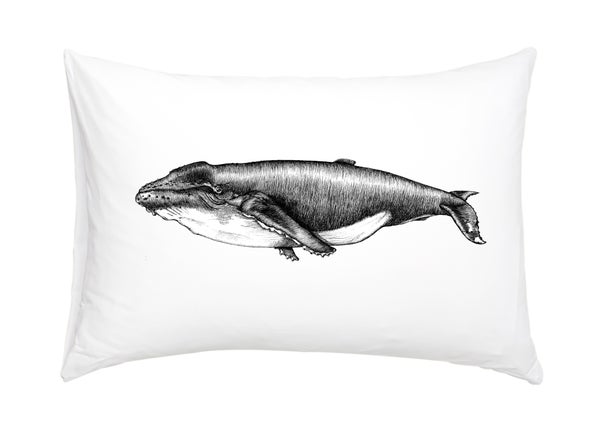 Image of Humpback Whale Pillowcase