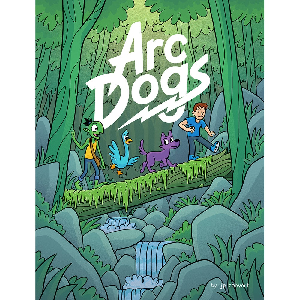"""Image of JP Coovert """"Arc Dogs"""""""