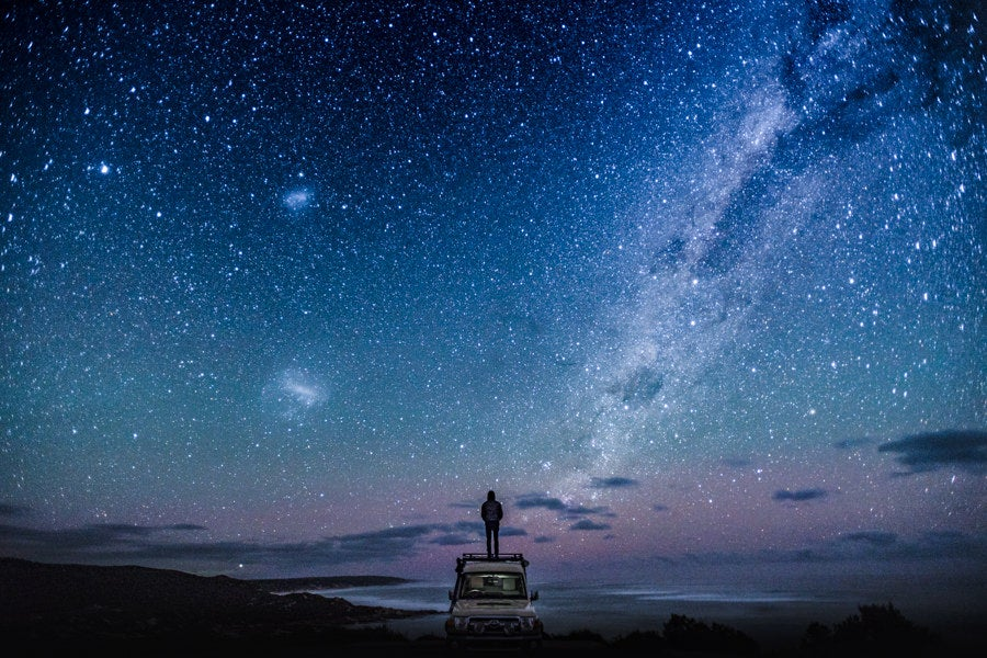 Image of Beneath The Milky Way