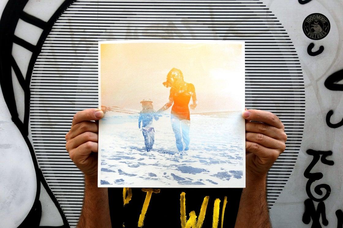 Image of Mama Universe & Baby Universe / Silkscreen Print