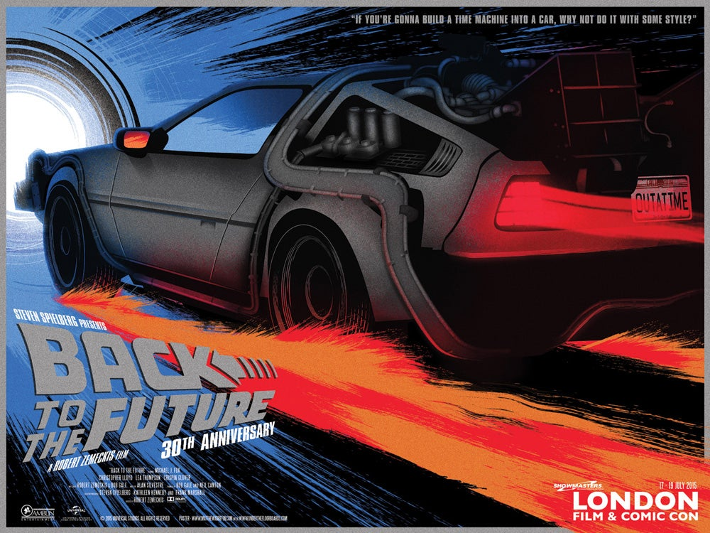 Image of Back to the Future 30th Anniversary