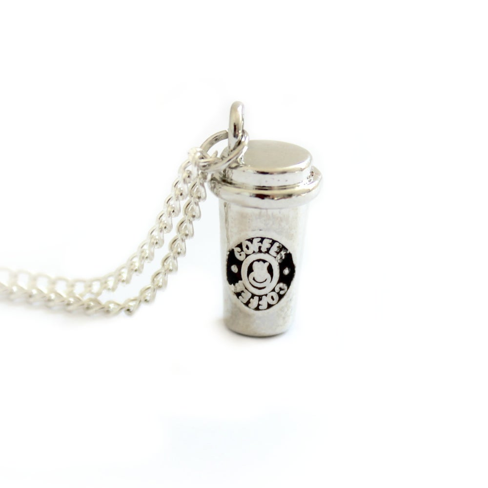 Image of COFFEE NECKLACE