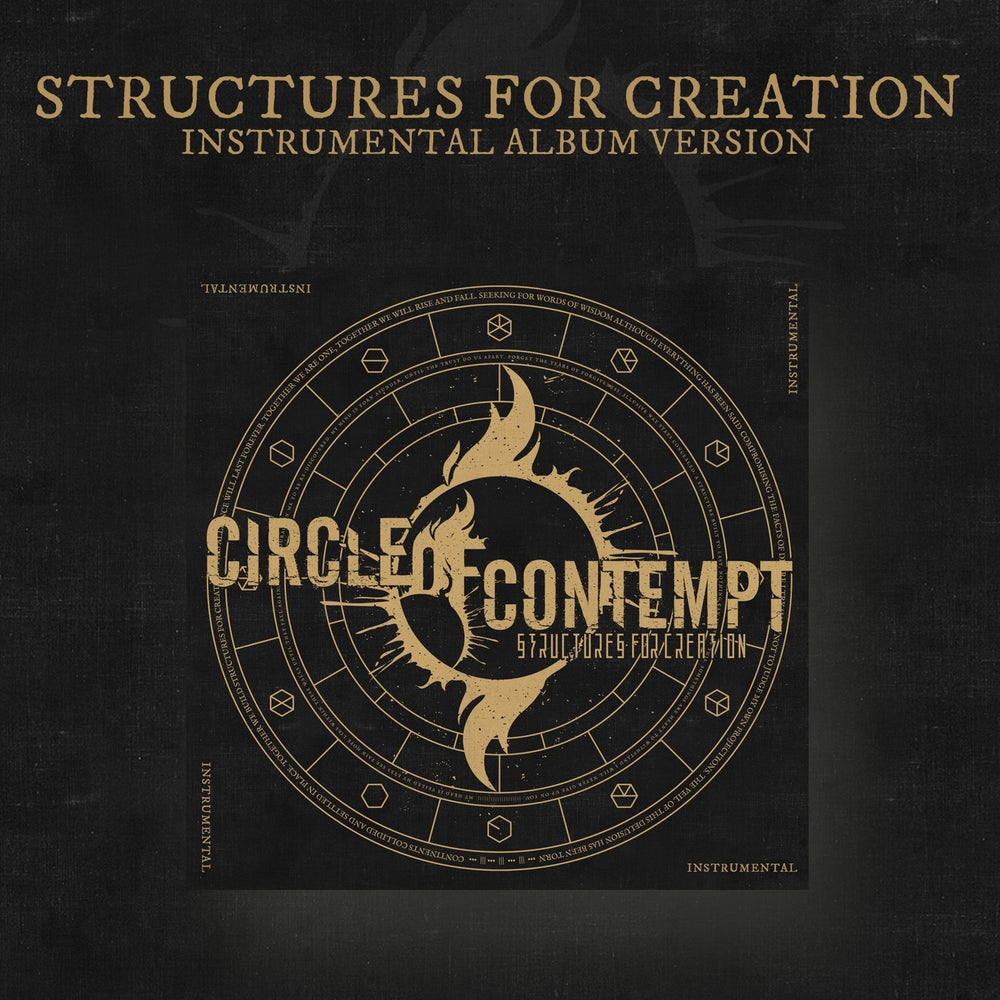 Image of STRUCTURES FOR CREATION - Instrumental Album
