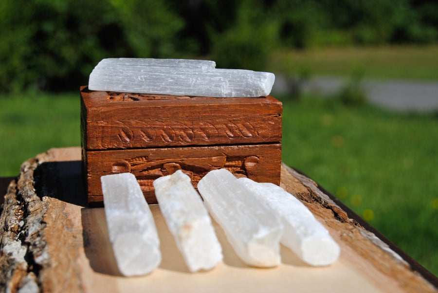 Image of Raw Selenite