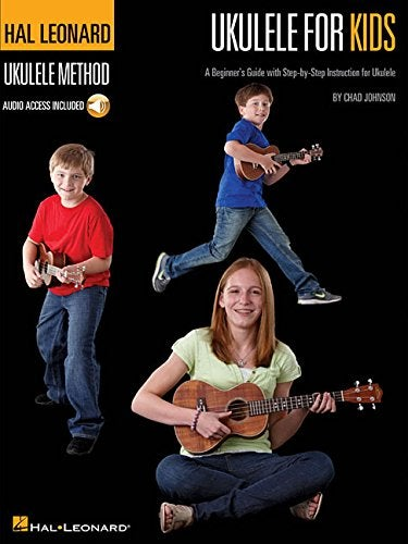 Image of Hal Leonard Ukulele For Kids