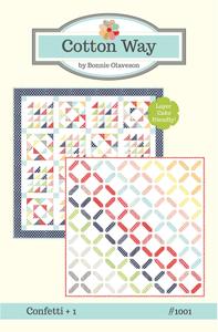 Image of Confetti + 1 Paper Pattern #1001