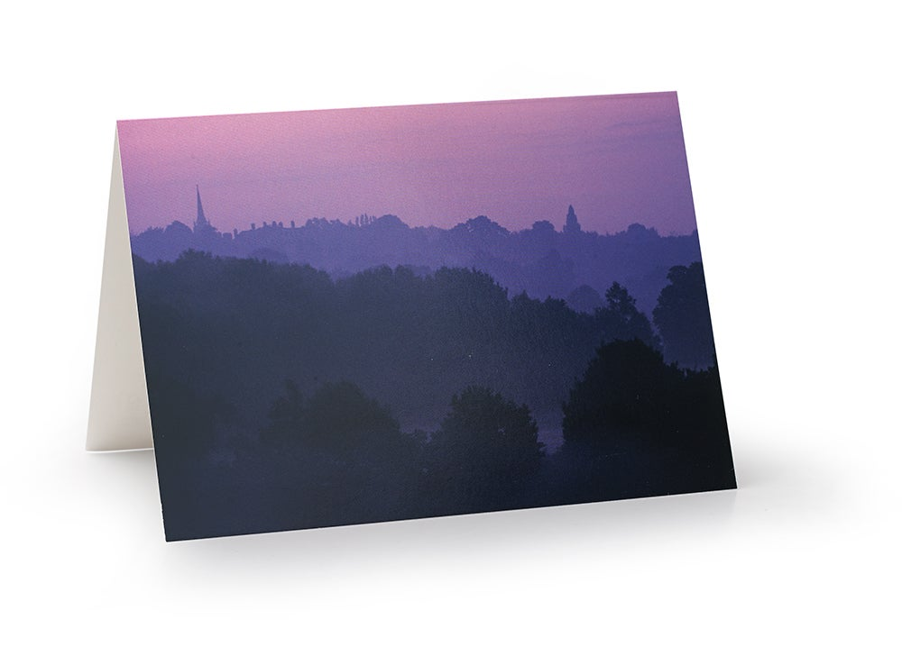Image of Dawn at Hampstead Heath