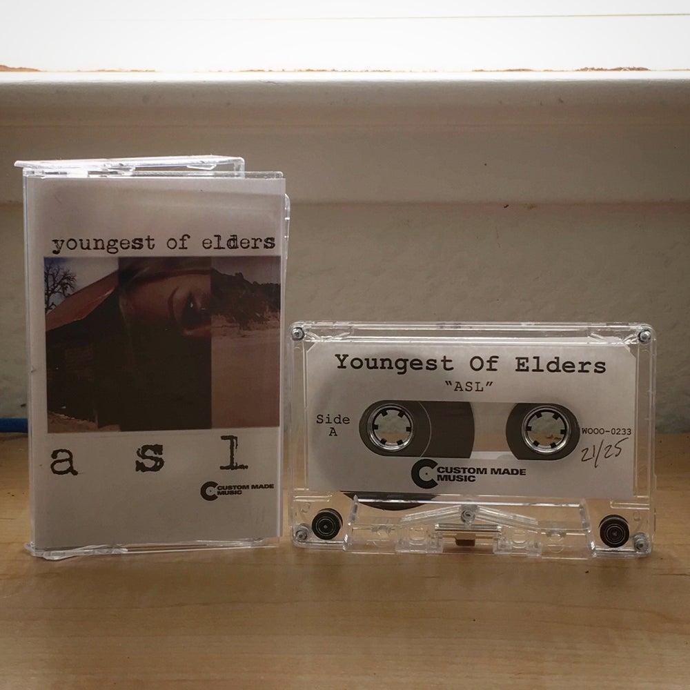 Image of ASL EP cassette tape