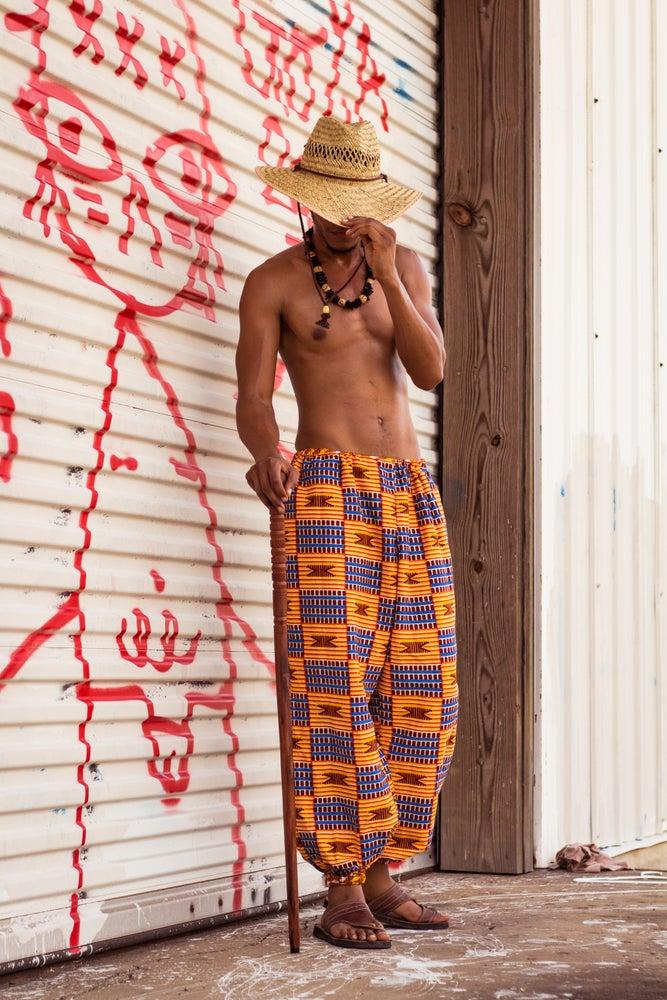 Image of Harem Pants