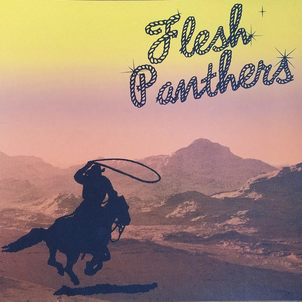 """Image of MP-101 FLESH PANTHERS """"WILLOWS WEEP"""" LP"""