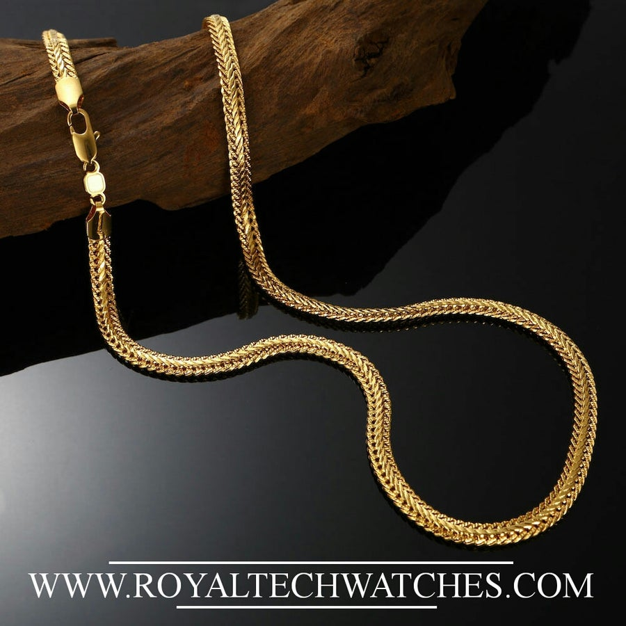 Image of Ropes and Chains