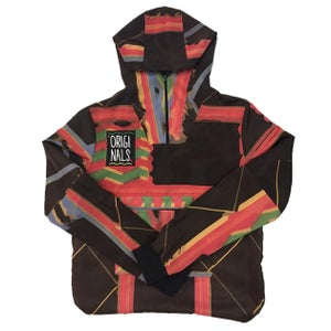 "Image of Originals ""Tribal"" Windbreaker Jacket"