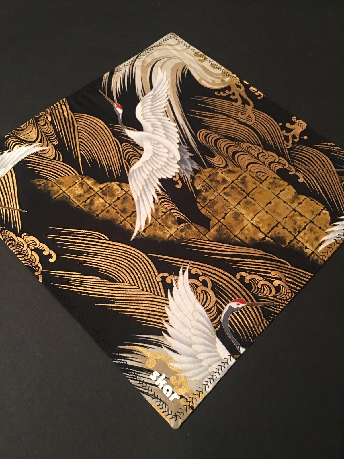 Image of Golden Cranes