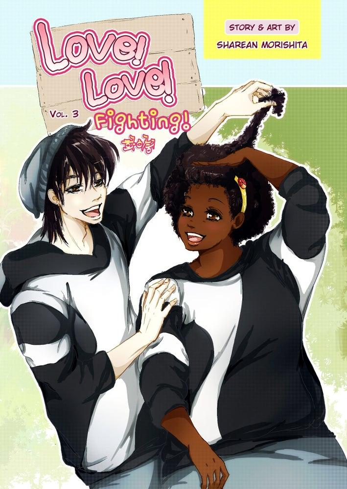 Image of Love! Love! Fighting! Vol. 3