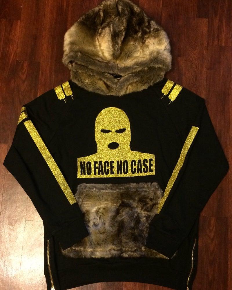 Image of Fur #NoFaceNoCase Hoodie (EXCLUSIVE)