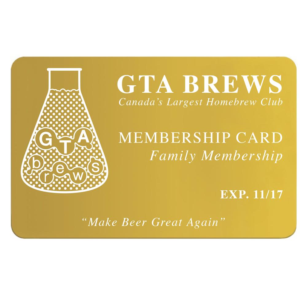 Image of Family Membership Upgrade