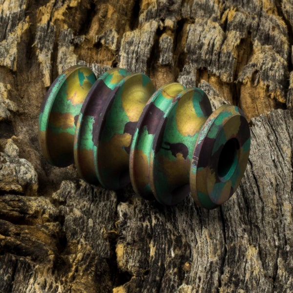 Image of Kraken Camo bead #1