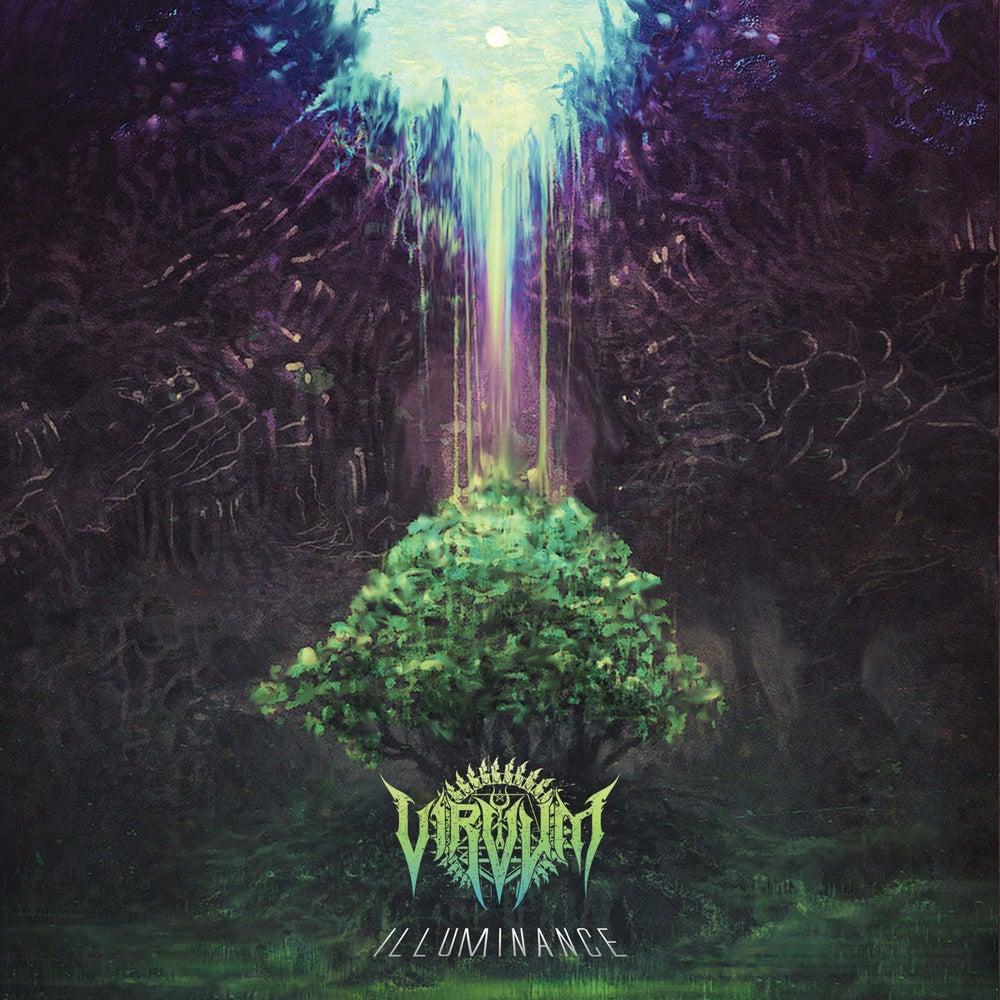 Image of VIRVUM - Illuminance CD [Digipack]