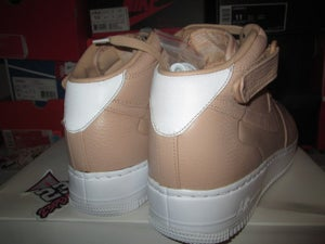 "Image of Air Force 1 Mid NikeLab ""Vachetta Tan"""