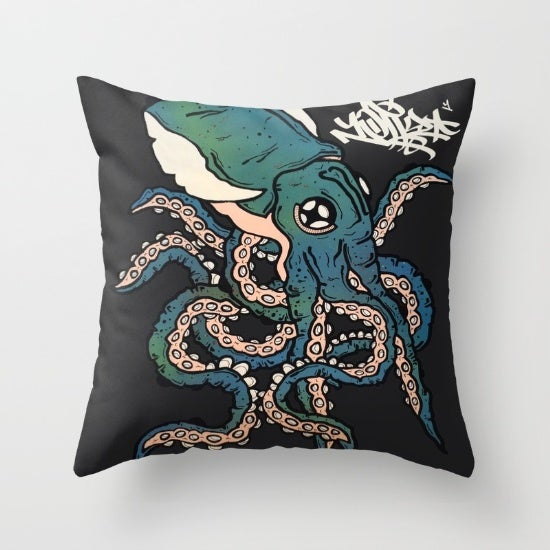 Image of SQUIDLET CUSHION