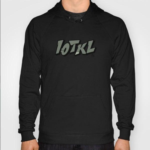 Image of 1OTKL LETTERS HOODIE