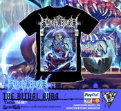 """Image of THE RITUAL AURA - """"Tæther"""" Tshirt"""