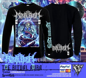 """Image of THE RITUAL AURA - """"Tæther"""" - Longsleeve"""