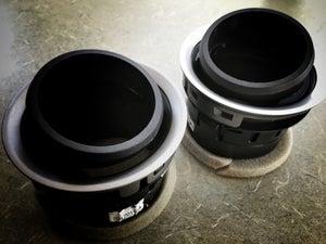 Image of Ford Fiesta 2011+ Vent Gauge Pod kit (52mm or 60mm)
