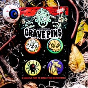 Image of Grave Pins!