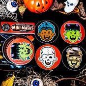Image of Mini Masks Sticker Pack!