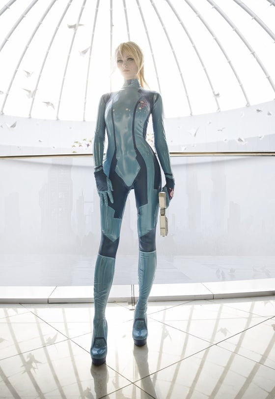 Image of Zero Suit Samus