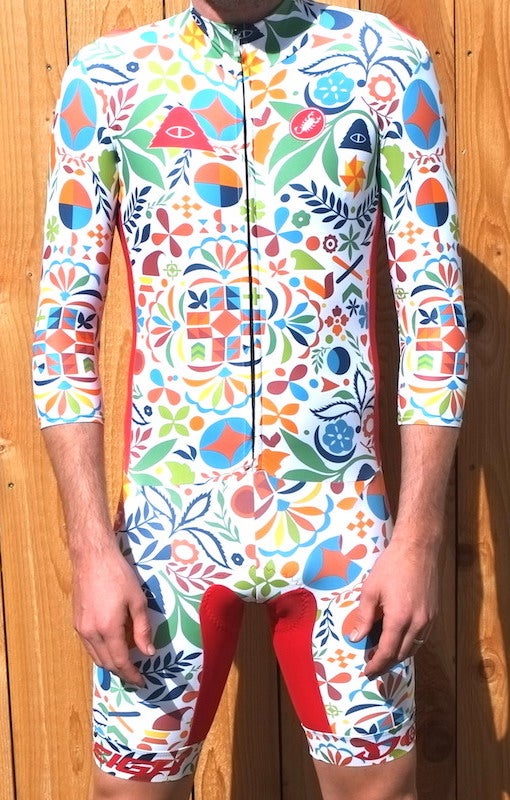 Image of Poler Rainbro Skinsuit