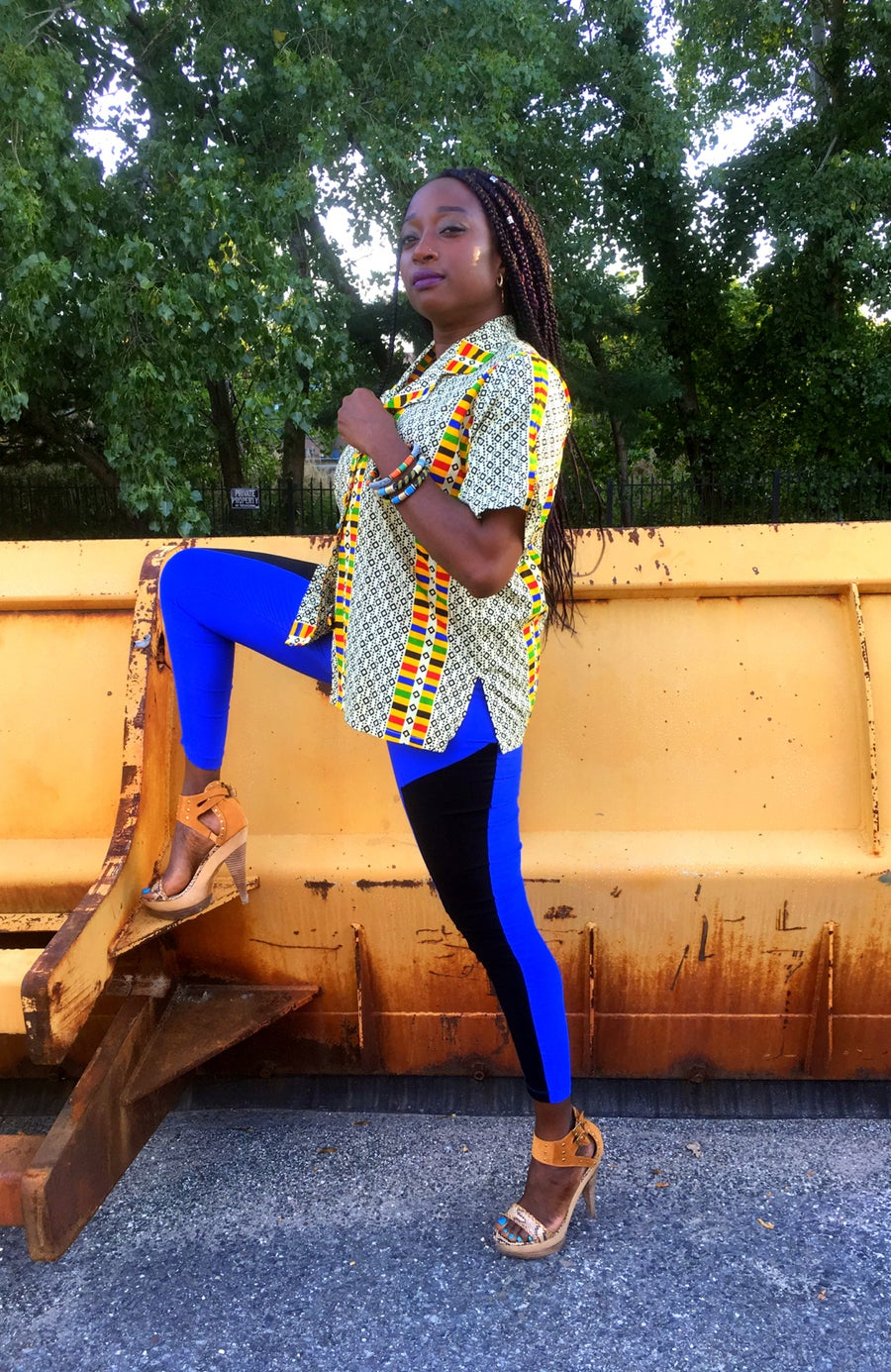 Image of African Shirt