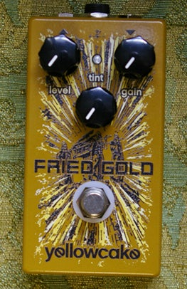 Image of Fried Gold