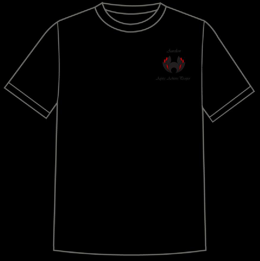 Image of Aurelion Logo Tee (Black)