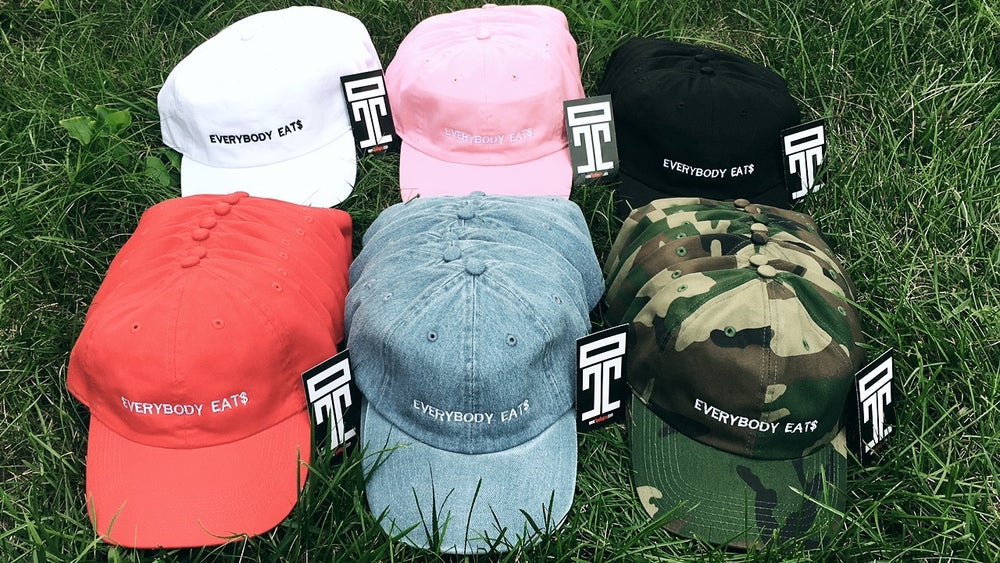 Image of EVERYBODY EAT$ DAD HATS