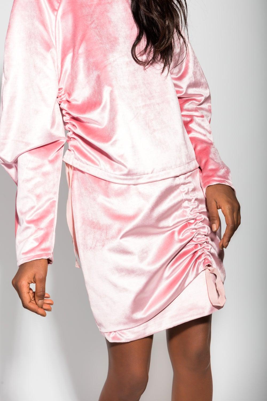 Image of Majorelle skirt
