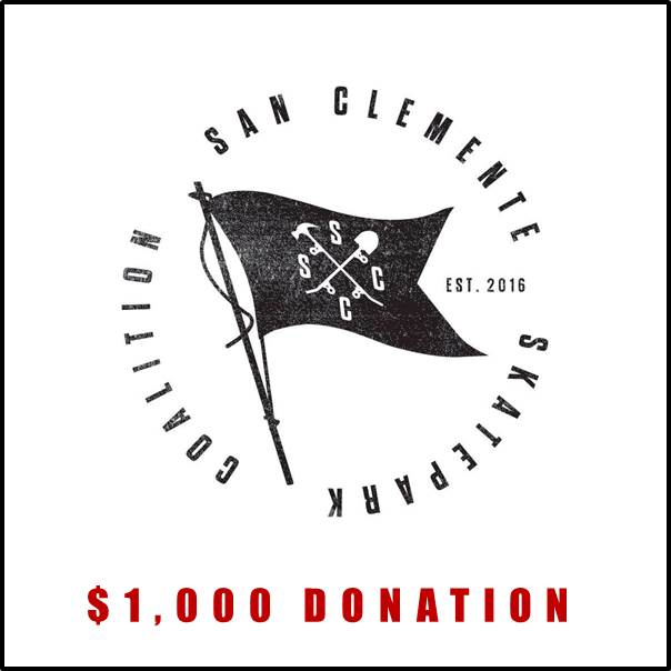 Image of $1,000 Donation