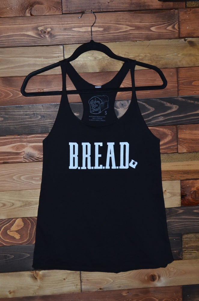 Image of Womens BREAD Tank