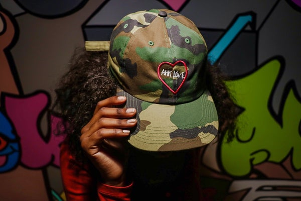 Image of Camo Ahk Love