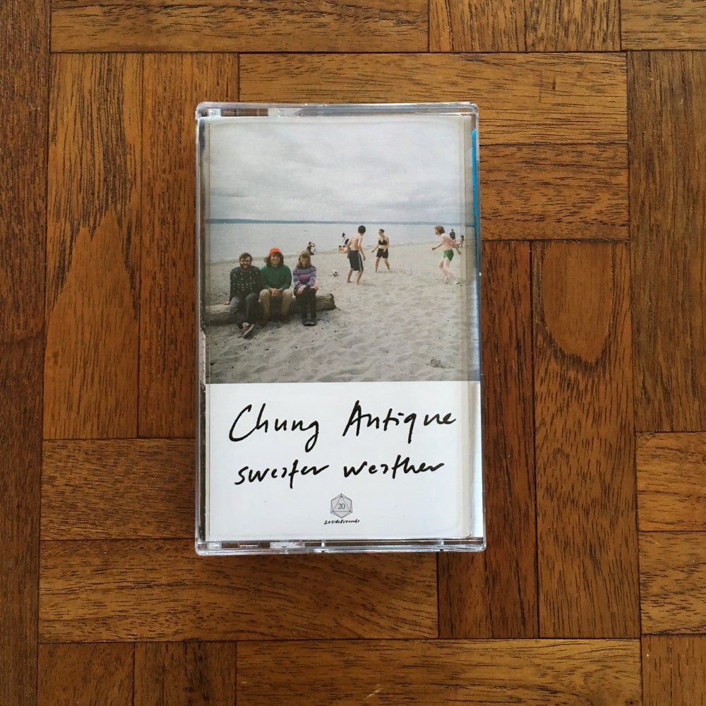 Image of Sweater Weather cassette