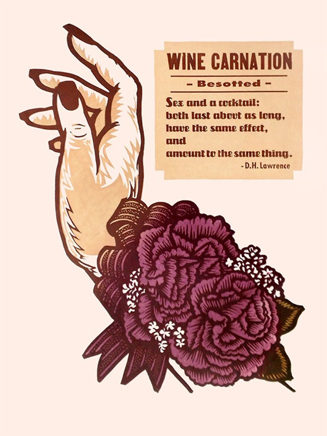 Image of Wine Carnation