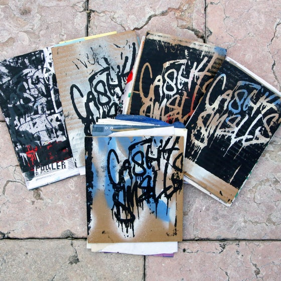 Image of Cash4 Mono-Zines, NY ABF Edition