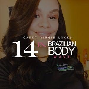"""Image of 14"""" Brazilian Body Wave"""