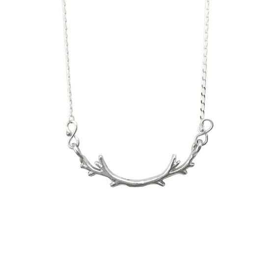 Image of Twig Antler Necklace