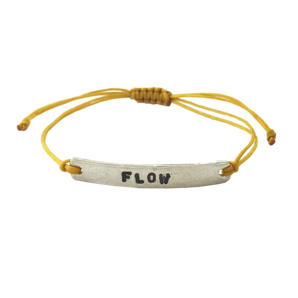 Image of Stamped Bracelet Flow